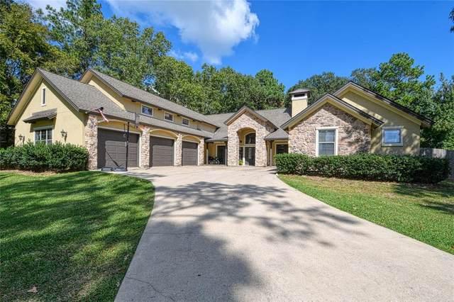 11345 Lake Oak Drive, Montgomery, TX 77356 (MLS #33622111) :: The Home Branch
