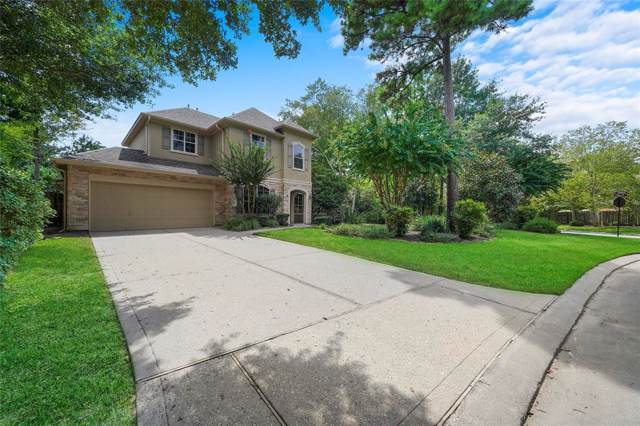 43 S Altwood Circle, The Woodlands, TX 77382 (MLS #33628083) :: The Heyl Group at Keller Williams