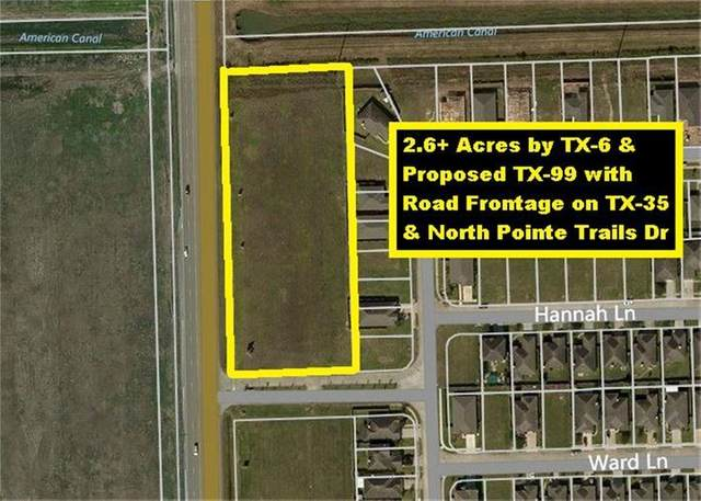 0 Highway 35 And North Point Trails, Alvin, TX 77511 (MLS #33630223) :: Michele Harmon Team