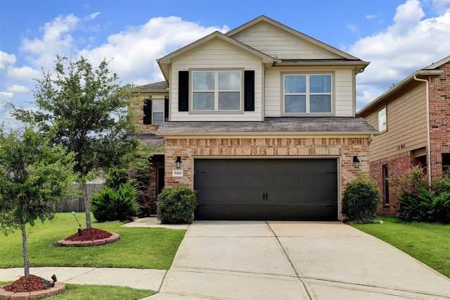 9410 Shore Juniper Drive, Houston, TX 77075 (MLS #33631624) :: The Property Guys