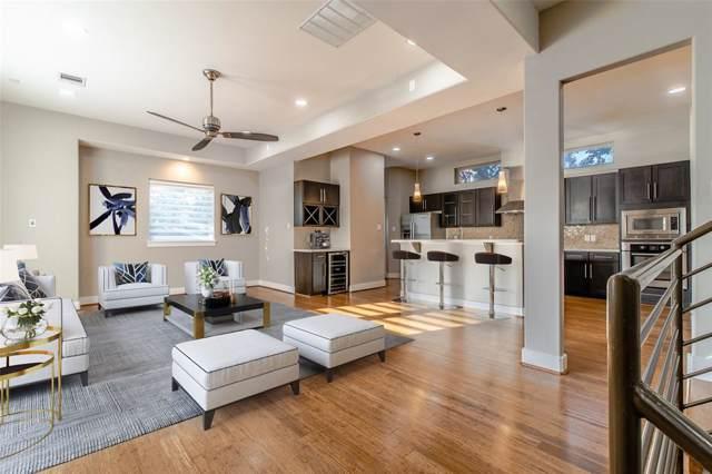 4301 Dickson Street A, Houston, TX 77007 (MLS #33634121) :: Green Residential