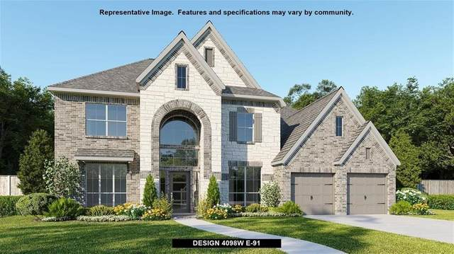 215 Tayler Ridge Way, Montgomery, TX 77316 (MLS #33637703) :: The Freund Group