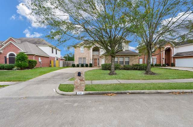 131 Annes Way, Stafford, TX 77477 (MLS #33644733) :: The SOLD by George Team