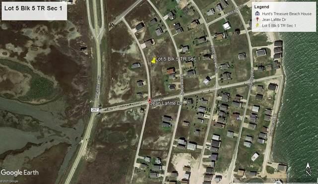 13028 Jean Lafitte Drive, Freeport, TX 77541 (MLS #33649082) :: Homemax Properties