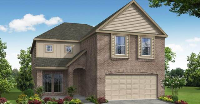 3015 Bugatti Drive, Katy, TX 77493 (MLS #33655782) :: The Heyl Group at Keller Williams