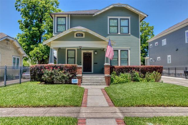 729 E 19th Street, Houston, TX 77008 (MLS #33657365) :: Texas Home Shop Realty