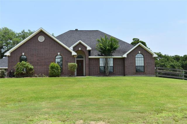 400 Springfield Trail, Angleton, TX 77515 (MLS #33661080) :: The Heyl Group at Keller Williams