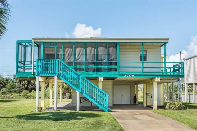 3709 Marina Blvd, Galveston, TX 77554 (MLS #33666916) :: The Jill Smith Team