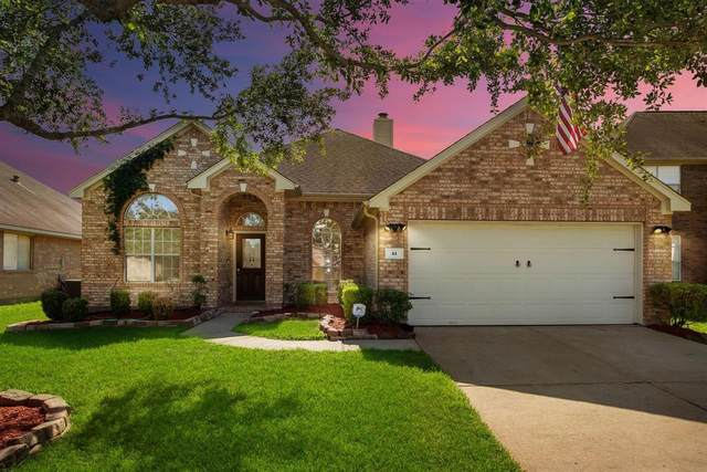 44 Atascadero Drive, Manvel, TX 77578 (MLS #33669389) :: Christy Buck Team