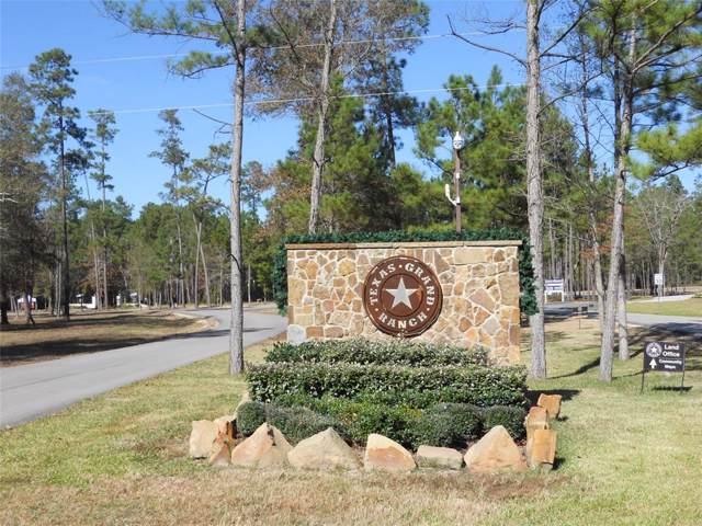 TBD Serene Pass, Huntsville, TX 77340 (MLS #33682548) :: Texas Home Shop Realty