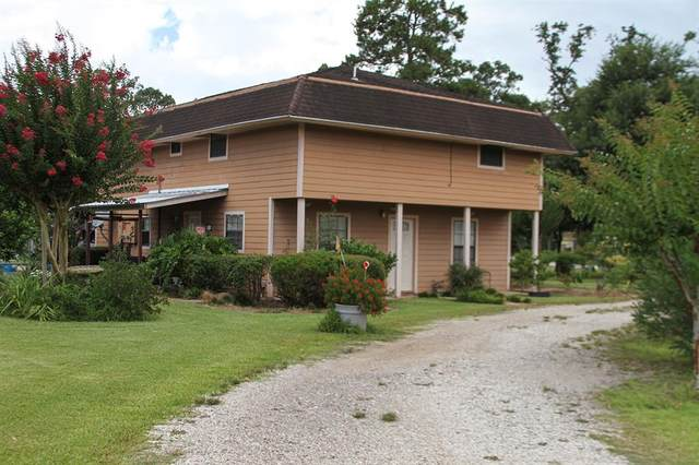 688 County Road 2097--Hwy 146 W, Hardin, TX 77575 (MLS #33684189) :: Rachel Lee Realtor