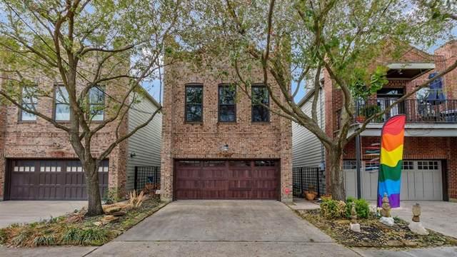 1437 Nashua Street, Houston, TX 77008 (MLS #33695649) :: Ellison Real Estate Team