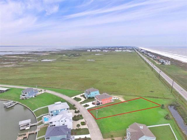 4203 S Sunset Bay Drive, Galveston, TX 77554 (MLS #33697682) :: The Home Branch