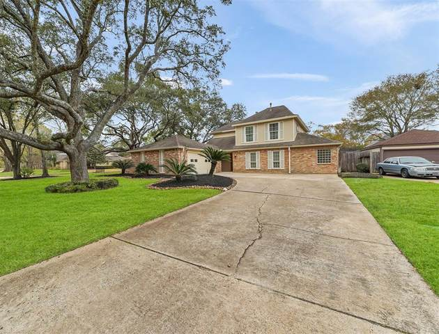18022 Hollywell Drive, Houston, TX 77084 (MLS #33699643) :: Ellison Real Estate Team