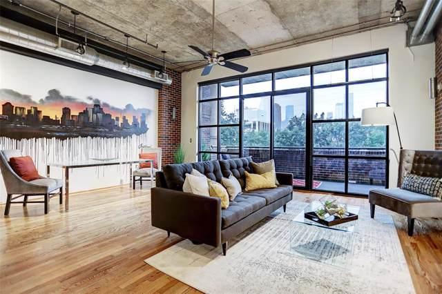 505 Bastrop Street #205, Houston, TX 77003 (MLS #33703027) :: Texas Home Shop Realty