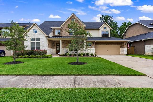 30731 Raleigh Creek Drive, Tomball, TX 77375 (#33705939) :: ORO Realty