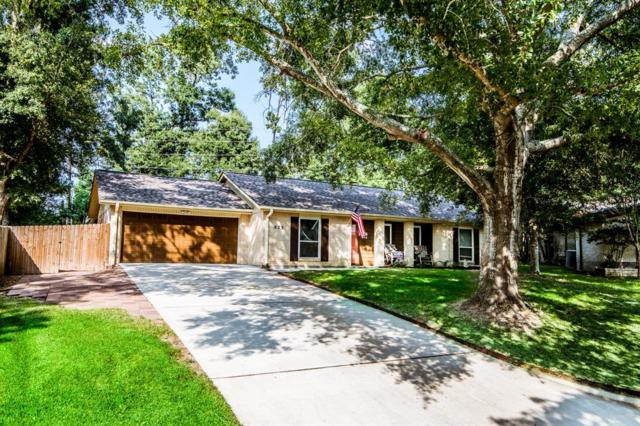 823 Cherry Hills Drive, Huntsville, TX 77340 (MLS #33709726) :: The Heyl Group at Keller Williams