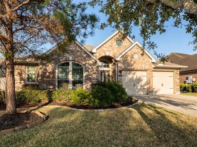 515 Stoneridge Terrace Lane, League City, TX 77573 (MLS #33734138) :: The Heyl Group at Keller Williams