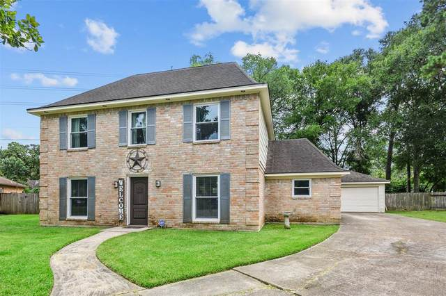 19303 Spoonwood Court, Humble, TX 77346 (MLS #33736744) :: The SOLD by George Team