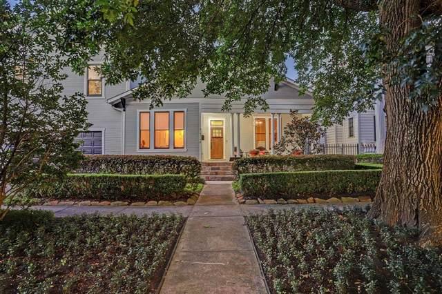 1342 Harvard Street, Houston, TX 77008 (MLS #33747767) :: NewHomePrograms.com