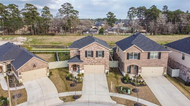 16809 Pink Wintergreen Drive, Conroe, TX 77385 (MLS #33756444) :: Area Pro Group Real Estate, LLC