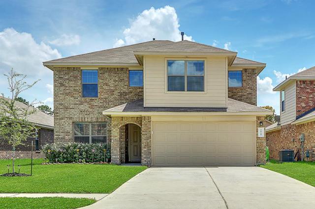 2018 Harmon Park Court, Spring, TX 77373 (MLS #33758565) :: Red Door Realty & Associates