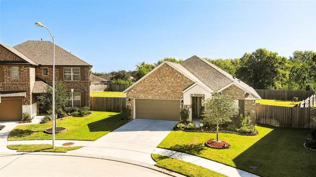 3201 Harvest Oak Trail, Pearland, TX 77584 (MLS #33772664) :: The SOLD by George Team