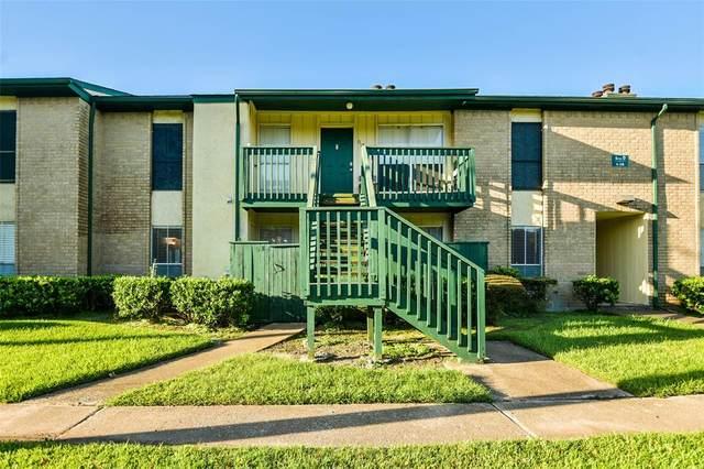 1516 Bay Area Boulevard Q11, Houston, TX 77058 (MLS #33785376) :: Homemax Properties