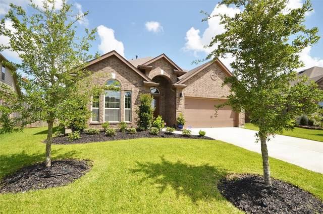 4002 Oak Grove Lane, Pearland, TX 77581 (MLS #33786513) :: The Queen Team