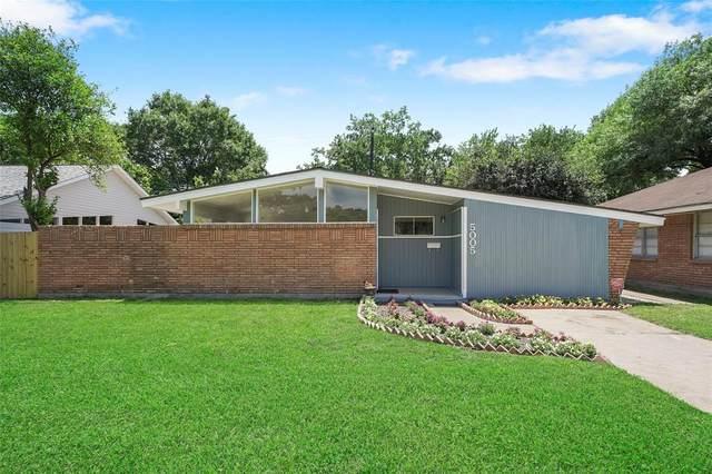 5005 Nina Lee Lane, Houston, TX 77092 (MLS #33789535) :: Giorgi Real Estate Group