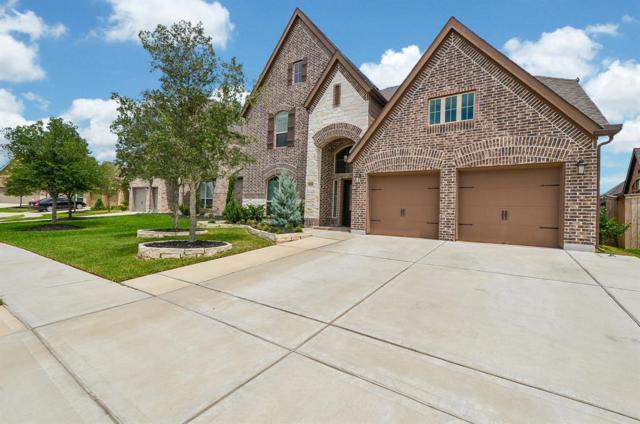 9230 Holloway Cliff Lane, Cypress, TX 77433 (MLS #33790296) :: The Heyl Group at Keller Williams