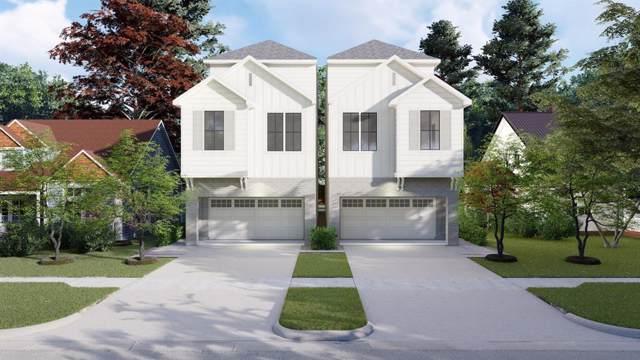 1240 W Bell Street, Houston, TX 77019 (MLS #33794789) :: Caskey Realty