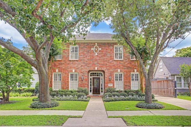 4027 Byron Street, Houston, TX 77005 (MLS #33814724) :: The Sansone Group