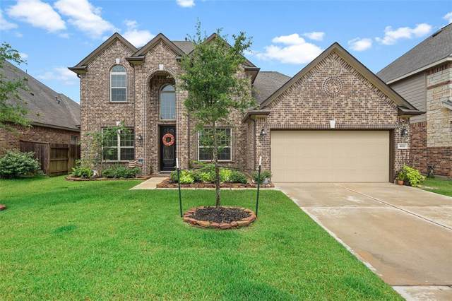 4222 Dalea Clover Lane, Manvel, TX 77578 (MLS #33824903) :: The Heyl Group at Keller Williams