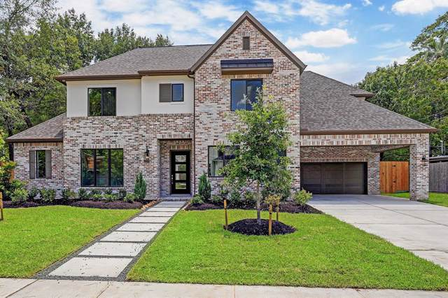 12919 Figaro Drive, Houston, TX 77024 (MLS #33829372) :: The Heyl Group at Keller Williams