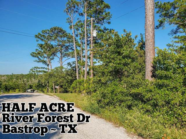 Lot 69 River Forest Drive, Bastrop, TX 78602 (MLS #33840273) :: The Heyl Group at Keller Williams
