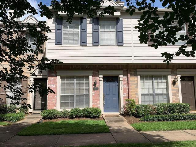 2910 Grants Lake Boulevard #1204, Sugar Land, TX 77479 (MLS #33851011) :: Caskey Realty