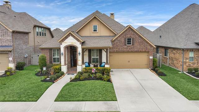 2527 Redbud Trail Lane, Manvel, TX 77578 (MLS #33867378) :: Christy Buck Team