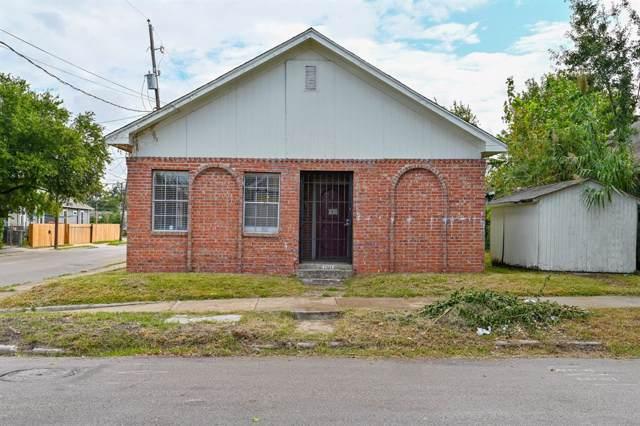2324 Gentry Street, Houston, TX 77009 (MLS #33869455) :: The Bly Team