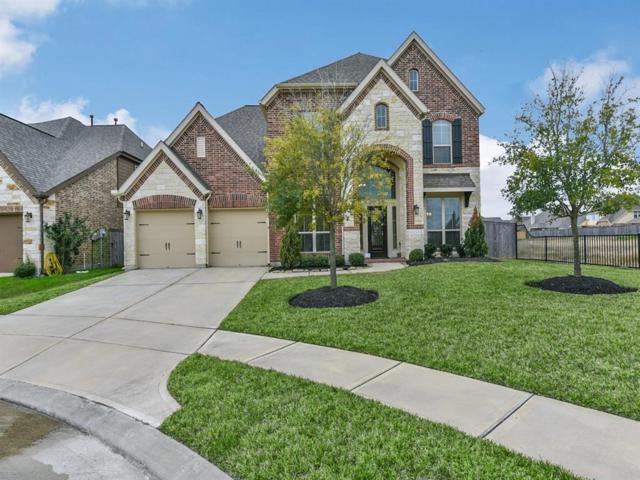 9123 Eagles Brook Court, Cypress, TX 77433 (MLS #33877511) :: Christy Buck Team