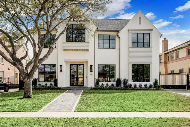 3745 Farber Street, Southside Place, TX 77005 (MLS #33886073) :: The Heyl Group at Keller Williams