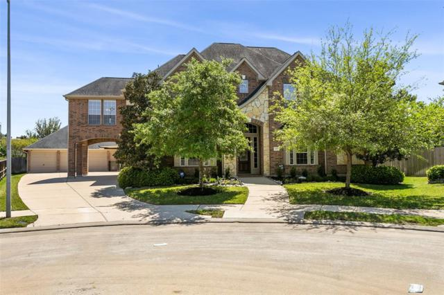 3907 Meagan Hills Court, Katy, TX 77494 (MLS #33888621) :: The Home Branch