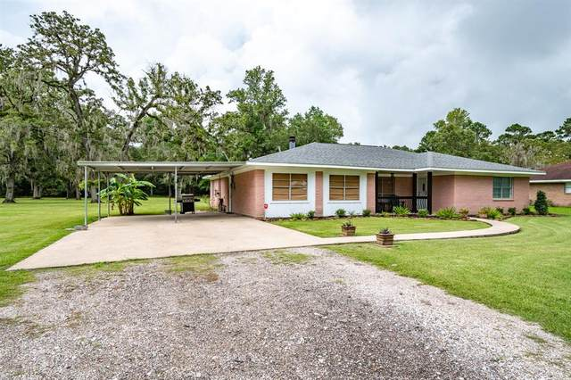628 Wallisville Road, Liberty, TX 77575 (MLS #33889669) :: The SOLD by George Team
