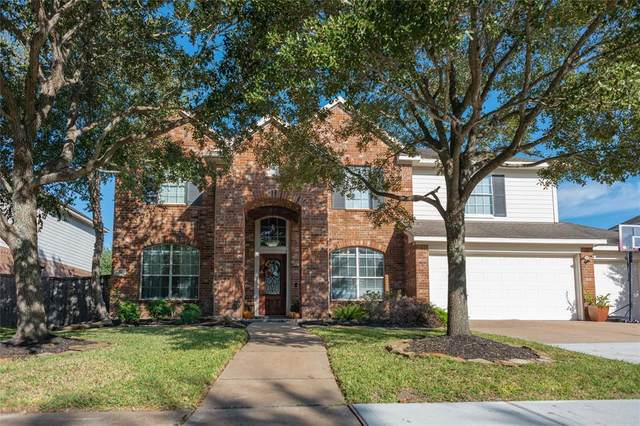 20910 Lonely Star Lane, Richmond, TX 77406 (MLS #33894595) :: The Bly Team