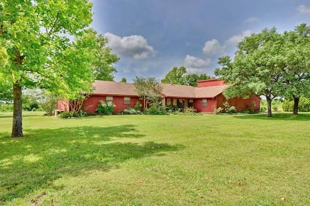 1729 Burleson Street, Brenham, TX 77833 (MLS #33896011) :: The SOLD by George Team