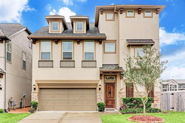 13217 Exmoor Terrace Drive, Houston, TX 77077 (MLS #33915542) :: The Bly Team
