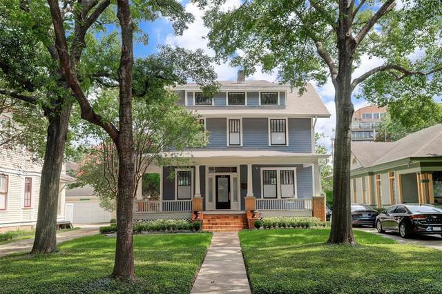 426 Westmoreland Street, Houston, TX 77006 (MLS #33918715) :: The Lugo Group