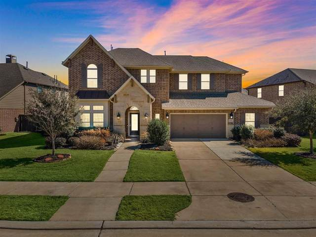 3410 Millhouse Point Way, Richmond, TX 77406 (MLS #33922204) :: Guevara Backman