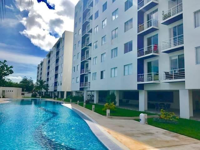 40 Avenida Tikal Avenue #502, Cancun, TX 77500 (MLS #33928728) :: The Bly Team