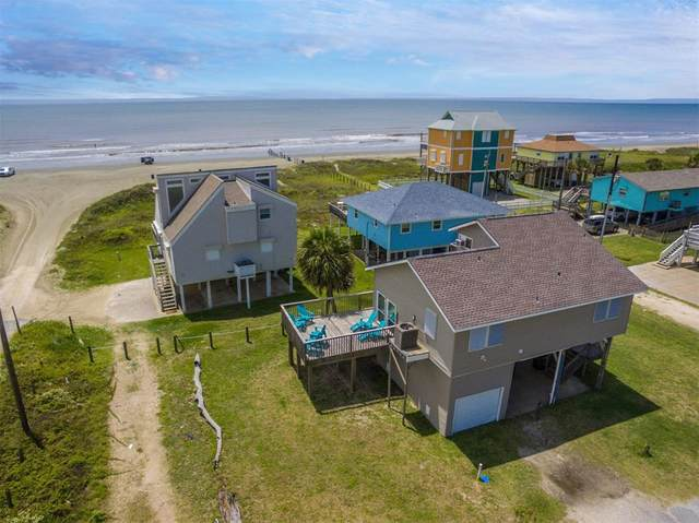 21201 Gulf Drive, Galveston, TX 77554 (MLS #33933731) :: Connect Realty